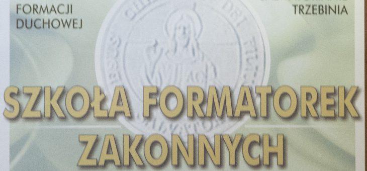 Inauguracja Szkoły Formatorek Zakonnych 2021-2023