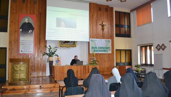 Zgłoszenia na Rok Odnowy Duchowej i Kurs Formacji Juniorackiej 2020-2021