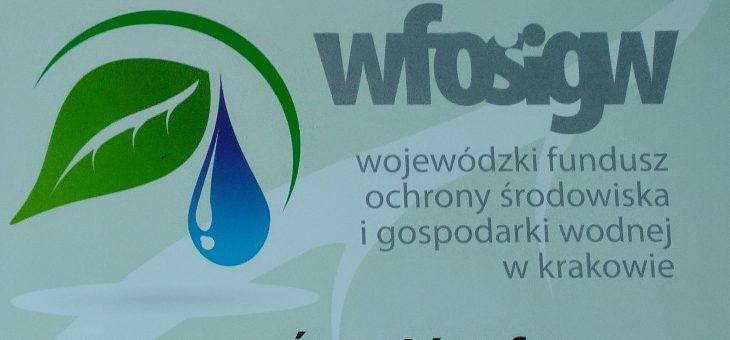 Prace remontowe – Dotacja z Wojewódzkiego i Narodowego Funduszu Ochrony Środowiska i Gospodarki Wodnej