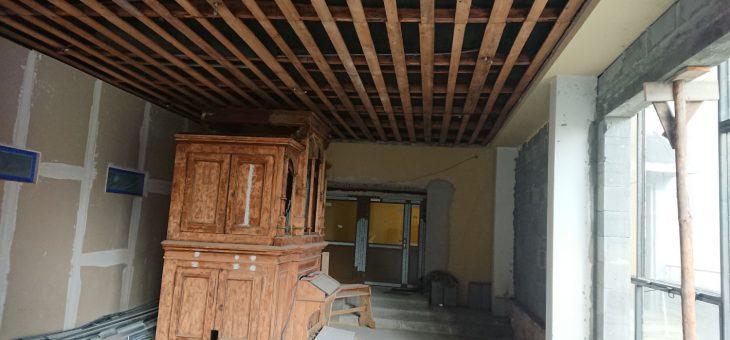 Remont domu św. Józefa